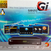 Ресивер GI S8120 Б/У HD (Galaxy Innovations)